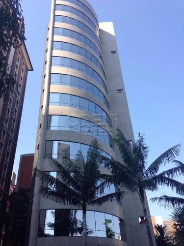 Imagem 1 de 4 de Sala Para Alugar, 187 M² Por R$ 13.000,00/mês - Jardim - Santo André/sp - Sa0943
