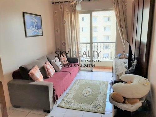 Apartamentos - Vila Parque Jabaquara - Ref: 14292 - V-14292