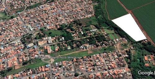 Imagem 1 de 1 de Área À Venda, 38000 M² - Matão - Campinas/sp - Ar0307