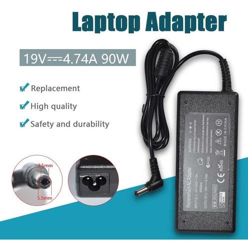 Cargardor Toshiba Asus Pakarbell 19v 3.42a 3.95a 4.7a