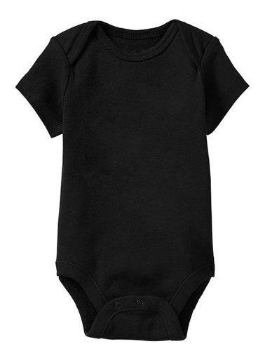Pañalero Bebé Negro Y Colores Para Estampar, Bordar Algodón
