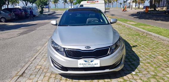 Kia Optima 2.4 Ex 2014