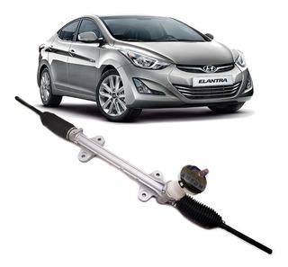 Caixa De Direção Elétrica Hyundai Elantra De 2011 À 2015