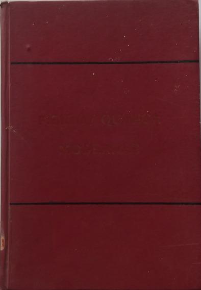 Livro Fisica/quimica Modernas. Vol.4 A.bravo Rey 1979.