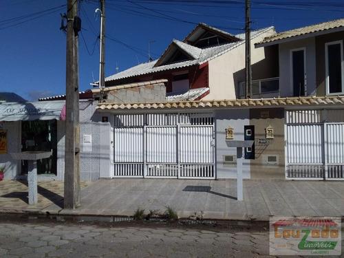 Sobrado Para Venda Em Peruíbe, Jardim Brasil, 2 Dormitórios, 1 Suíte, 1 Banheiro, 2 Vagas - 3257_2-1085605