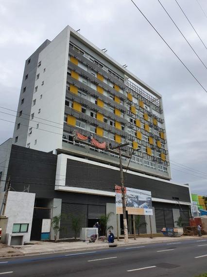Apartamento Jk Em Partenon Com 1 Dormitório - Rg2143