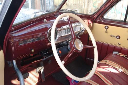 Imagem 1 de 5 de Chevrolet Fleetmaster 1946 46 - 4 Portas - Original - Antigo