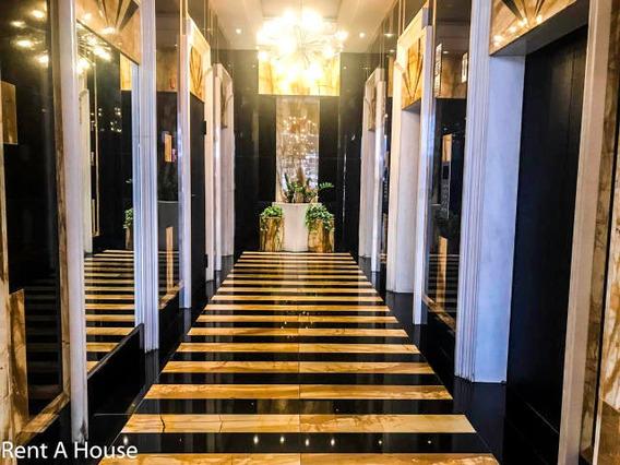 Hermosa Oficina En Alquiler En Obarrio Panamá