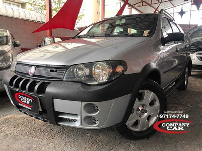 Fiat Palio Weekend Adventure Flex