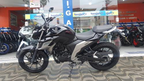 Imagem 1 de 6 de Yamaha Fz25 Fazer 250 Abs 2020 Preta Único Dono