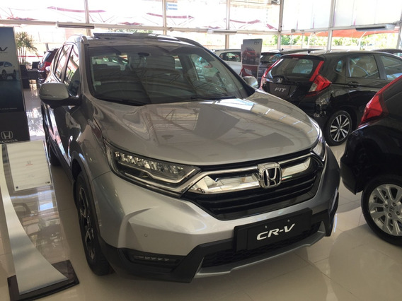 Honda Cr-v 1.5 Touring Turbo ( 2018/2019 ) Okm R$ 182.999,99