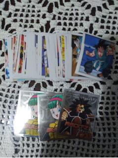 Laminas De Album Dragon Ball Z Grandes Batallas