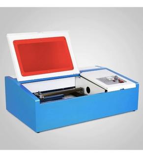 Máquina Laser De Grabado Y Corte - 40w - 30x20