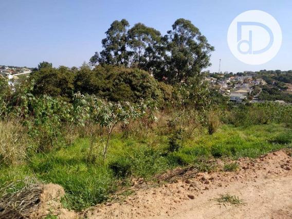 Terreno À Venda, 600 M² Por R$ 300.000 - Jardim Panorama - Vinhedo/sp - Te1483