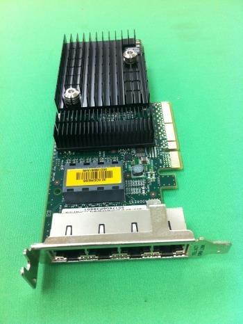 Sun 501-7606 X4447a-z Pci-e Quad Gigabit Ethernet Utp