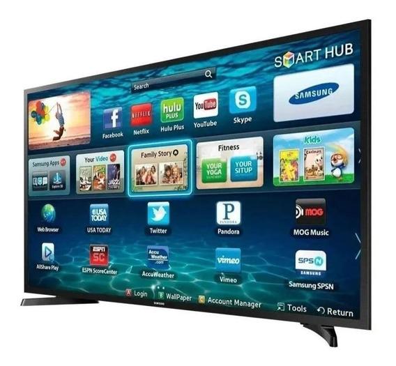 Smart Tv Samsung Series 5 Lh32betblggxzd Led Hd 32