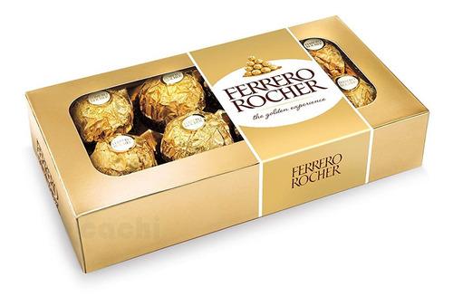 Bombones Chocolate Ferrero Rocher 100gr