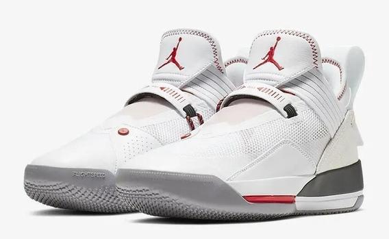 Nike Air Jordan Xxxiii Se Blanca