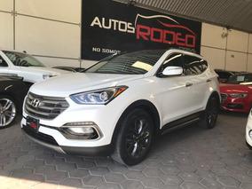 Hyundai Santa Fe 2.0 Sport L At 2017 Sport Piel Qcp R-19