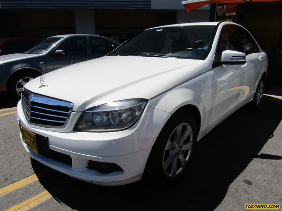 Mercedes Benz Clase C C 180 Kompresor 1.8 Mt