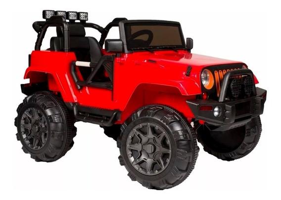 Auto A Bateria Jeep Kiddy 12v Mp3 Vs Colore Babymovil Cuotas