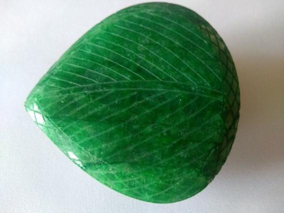 Pedra De Esmeralda Gigante Natural (1233cts)