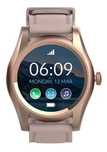 Blu X Link - Reloj Inteligente Compatible Con Android E Ios