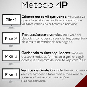 Guia Completo Para Instagram Método 4p