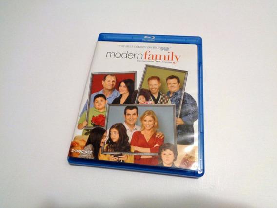 Blu Ray Série Modern Family Primeira Temporada Original