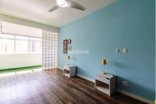 Apartamento Com Terraço - Pj54046
