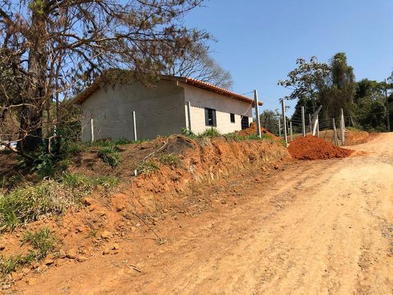 Y Local Lindo P/construir Sua Chácara 1000m² C/lago P/pescar
