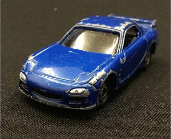 Miniatura Mazda Rx-7-tomica 1999-esc.1/59-loose-(9928
