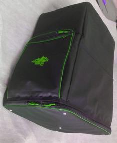 Bag Capa Caixa De Som Jbl One Acolchoada Verde