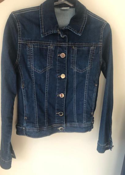 Jaqueta Jeans Sawary P - Primavera/verão