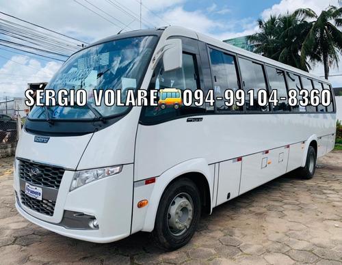 Micro Ônibus Volare Fly 10 Executivo Cor Branco Ano 2021