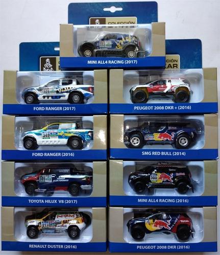 Autos Coleccion Dakar Escala 1:43