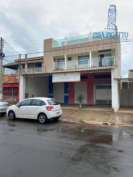 Sobrado Com 3 Dormitórios À Venda, 360 M² Por R$ 680.000,00 - Parque Bom Retiro - Paulínia/sp - So0162