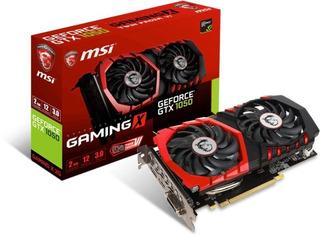 Tarjeta De Video Msi Geforce Gtx 1050 Ti Gaming X 4g