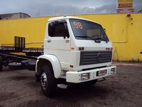 Volkswagen Vw 14150 Toco Chassi 1998 Viana Caminhoes