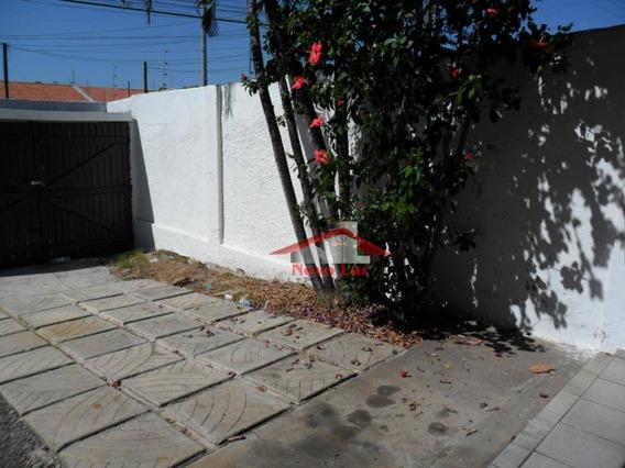 Casa Com 3 Dormitórios Para Alugar, 300 M² Por R$ 1.700/mês - Cidade Dos Funcionários - Fortaleza/ce - Ca0212