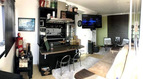 Imagem 1 de 27 de Apartamento À Venda, 45 M² Por R$ 535.000,00 - Mirandópolis - São Paulo/sp - Ap1284