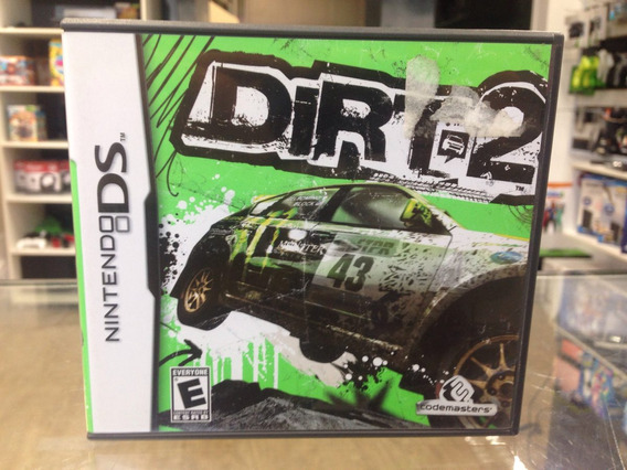 Dirt 2 Americano Completo Nds 2ds 3ds Original !