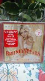 Cd Original Lacrado Britney Spears