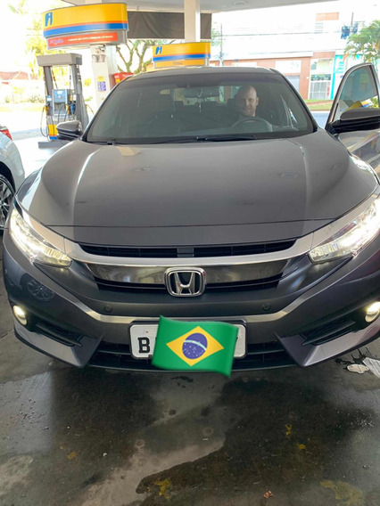 Honda Civic 1.5 Touring Turbo Aut. 4p 2017