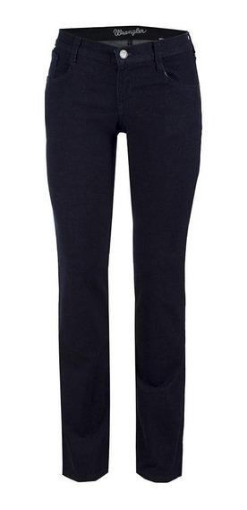 Jeans Vaquero Wrangler Mujer Cintura Baja U13