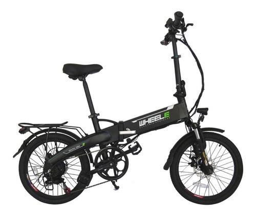 Imagen 1 de 10 de Bicicleta Eléctrica Wheele Manhattan Plus. La Mejor  !!!