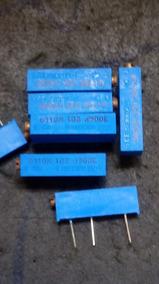 Trimpot 3006p 2k - Variavel - (20 Pç)
