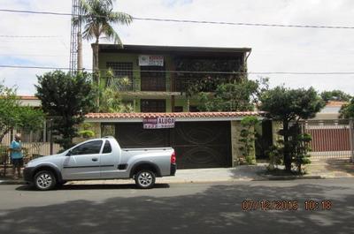 Casa Residencial Para Venda E Locação, Jardim Nossa Senhora Auxiliadora, Campinas - Ca8938. - Ca8938