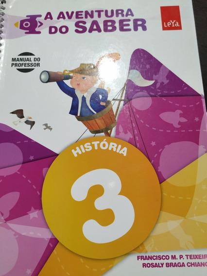 História - A Aventura Do Saber 3 ( Do Professor)