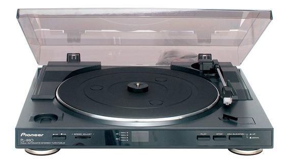 Pioneer Tornamesa Pl990 Completamente Automática